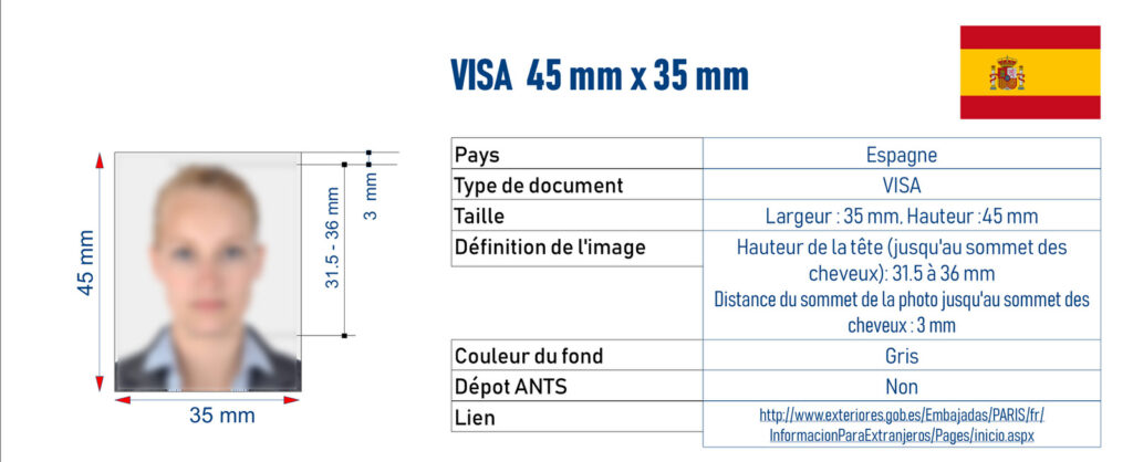 photo visas et passeport à pau