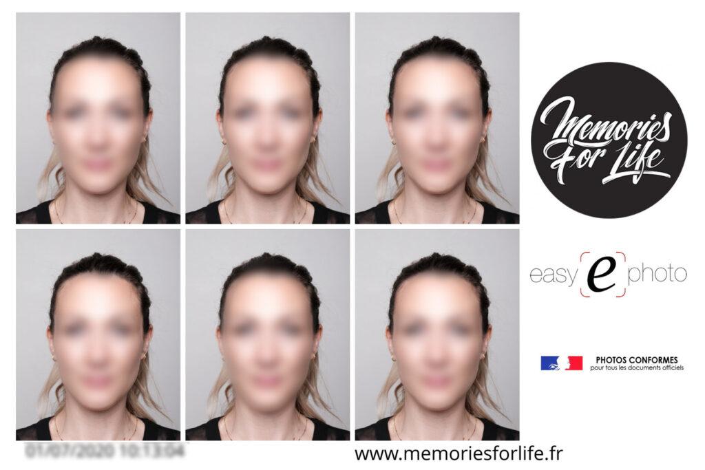 photo d'identité et passeport à Pau